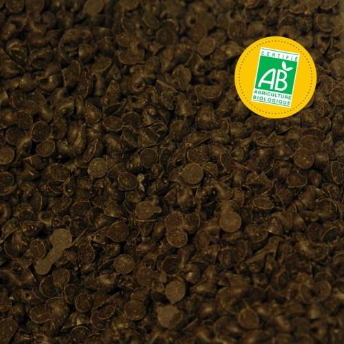 Provinces Bio - vrac - pépites chocolat noir