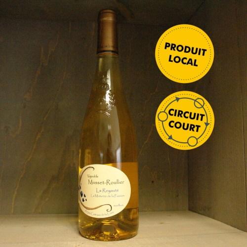 Vignoble Musset-Roullier - La Royauté