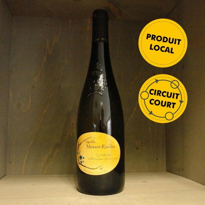 Vignoble Musset-Roullier - Le Moulin