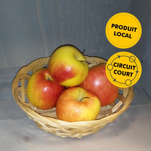 Les Vergers de Guillaumai - pommes Ambassy vrac