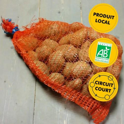 SCEA Boré-Charruau - pommes de terre Nicola filet 5kg