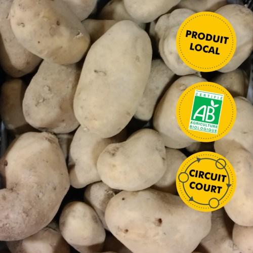 La Source - pommes de terre vrac