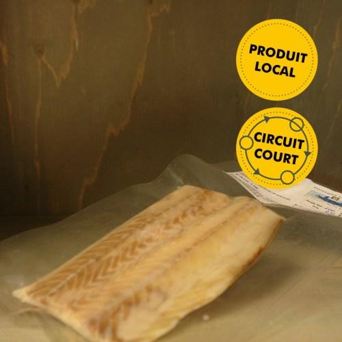 L'Anguille Argentée - filets d'anguille fumée