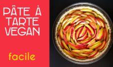 Recette de base : Pâte à tarte sablée vegan