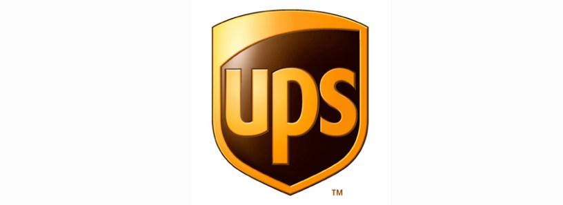 envío de paquetes UPS