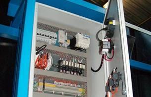 Enviroconcept, electrical board, wash bay