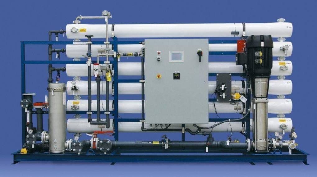 Enviroconcepts, demineralised water, demineralisation, RO