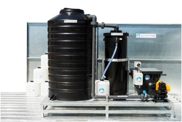 Wastewater Treatment, Enviro Concepts, SIOS