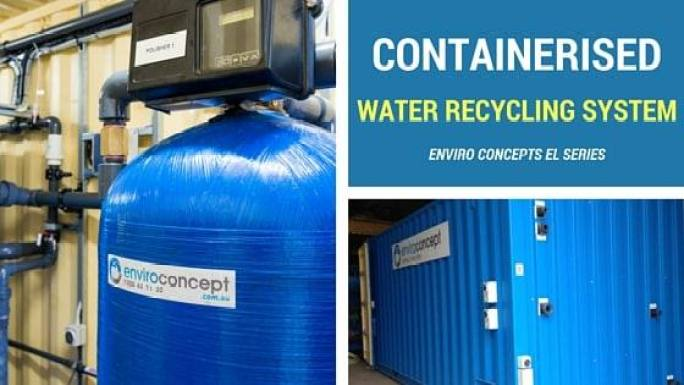 Waste water recycling, Enviro Concepts