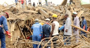 Building collapse  Building collapse: Engineers charge Nigerians on safety rules Collapse