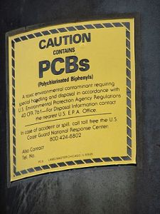 Nigerian worry over PCBs Caution 225x300