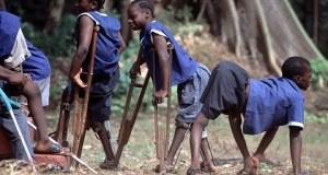 Polio victims  Nigeria reports third polio case Polio victims