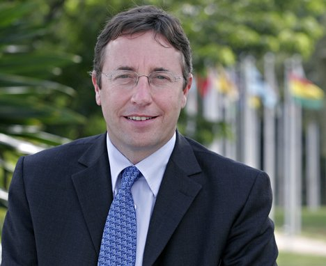 Achim Steiner, Executive Director of the United Nations Environment Programme (UNEP) and UN Under-Secretary-General  Allianz, ABP join in aligning portfolios with low-carbon economy Steiner