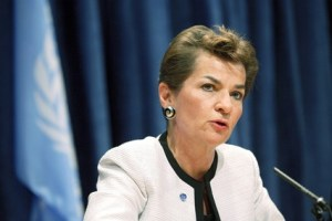 Worrisome atmospheric CO2 christiana figueres 300x200
