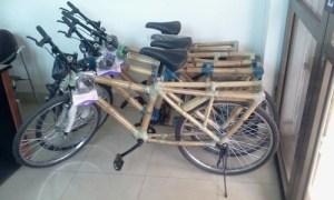 Ghanaian bamboo bikes  UN decorates outstanding environment-friendly initiatives Ghana Bamboo bikes 300x180