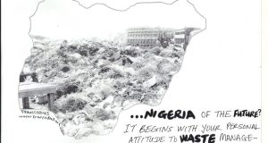 Don't trash Nigeria  DONT TRASH NIGERIA