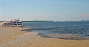 World Cup host city in Amazon jungle Amazon Rivers