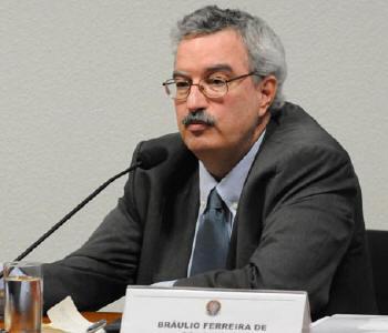 Braulio Ferreira de Souza Dias, Secretary General, Convention on Biological Diversity  CBD targets 100-mark ratification for Nagoya Protocol in 2016 braulio ferreira de souza dias