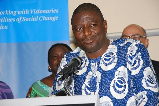 ERA/FoEN Director of Corporate Accountability Campaigns, Akinbode Oluwafemi