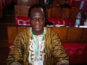 Prof Daniel Gwary of the University of Maiduguri