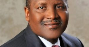 Aliko-Dangote  Dangote donates N200m worth of food items to Borno IDPs Aliko Dangote
