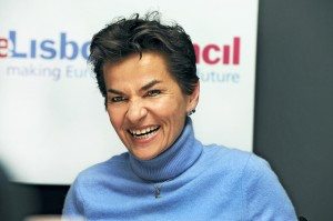 Christiana Figueres, Executive Secretary of the United Nations Framework Convention on Climate Change (UNFCCC)