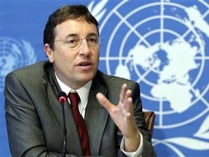 Achim Steiner of UNEP