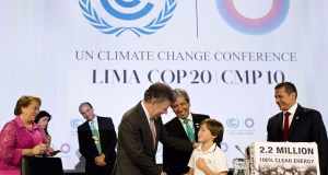 COP President  Lima COP 20 People's Climate March in photos 15991877025 7568cb224e z