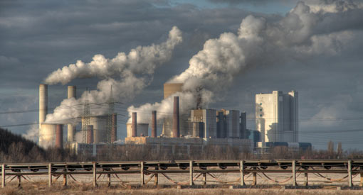 A coal-fired power plant  China to halt construction on coal-fired power plants in 15 regions Coal Fired Power Plant