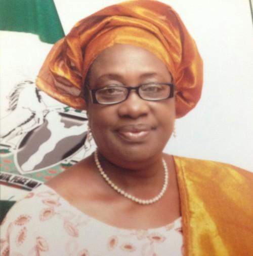 Mrs. Laurentia Laraba Mallam