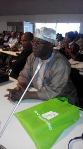 Prof Olukayode Oladipo of the University of Lagos