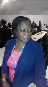 Mrs Abiola Awe (Assistant Director, CCD)