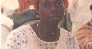 Late Mrs Folake Adeyemi