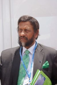 Rajendra K; Pachauri, Chair of the Intergovernmental Panel on Climate Change (IPCC)  Lima COP 20 opening ceremony in pictures Pachauri 199x300