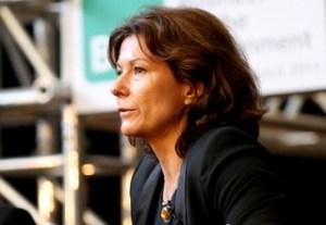 Samantha Smith, Leader, WWF Global Climate and Energy Initiative. Photo credit: zeeburgniews.nl