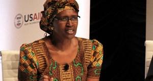 Winnie Byanyima, Executive Director of Oxfam International