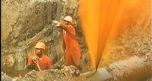 Bodo Oil Spill - November 2008