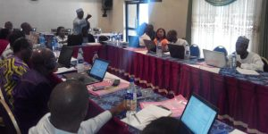 Participants at the workshop  REDD+: Country model for forest carbon stock estimation emerges IMG 20141218 154532 300x150