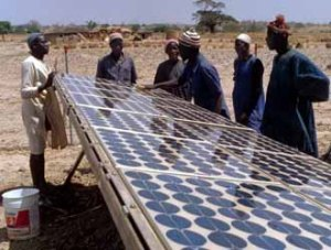 There is concern that many African countries are yet to invest in renewables. Photo credit: greenchipstocks.com   Africa needs to move forward on renewable energy africasolar 300x227