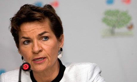 Christiana Figueres, Executive Secretary of the UNFCCC