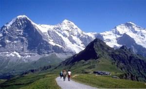 Climate change is impacting Switzerland. Photo credit: startribune.com  Switzerland targets 50% reduction in greenhouse gas emissions by 2030 Switzerland 300x184
