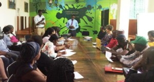 Clean Cookstoves Stakeholders Meeting
