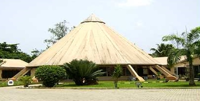 The Lekki Conservation Centre, head offices of the NCF in Lagos