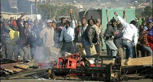 Xeno_Violence  Africans unite against xenophobia in South Africa Xeno Violence