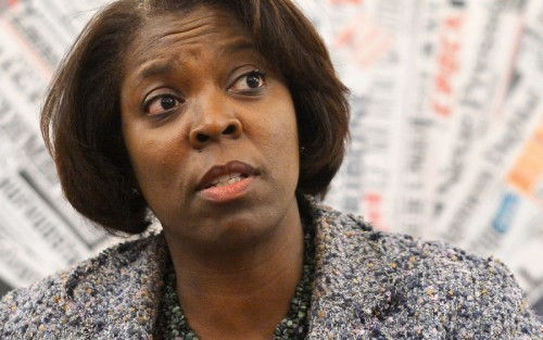 Ertharin Cousin, executive director of the World Food Programme. Photo credit: thedailybeast.com