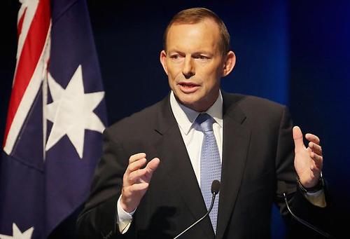 Australian Prime Minister, Tony Abbott. Photo credit: papundits.wordpress.com