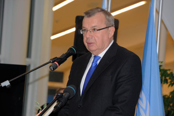 Yury Fedotov, Executive Director, United Nations Office on Drugs and Crime