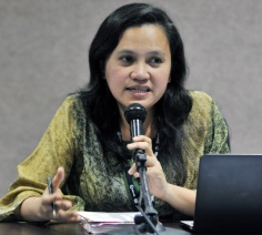 Neth Daño, ETC's Asia Director. Photo credit: etcgroup.org