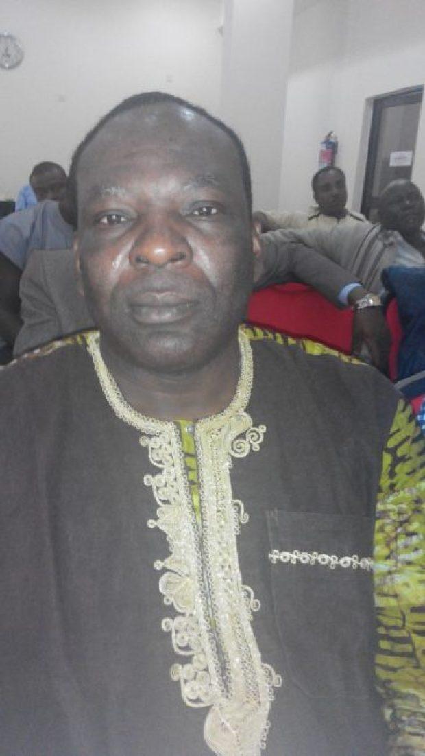 Dr Godwin Uyi Ojo of ERA/FoEN  ERA/FoEN, groups accuse Wilmar of land grab in Cross River IMG 20150804 122617 e1438887879994