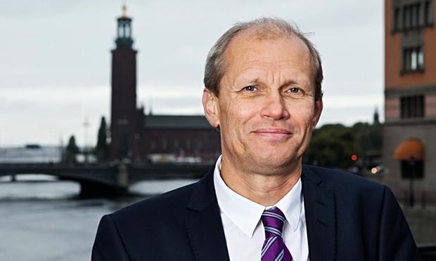SIWI Executive Director, Torgny Holmgren. Photo credit: theguradian.co.uk